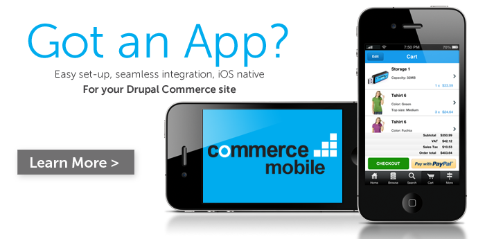 Commerce Mobile - Got an App?