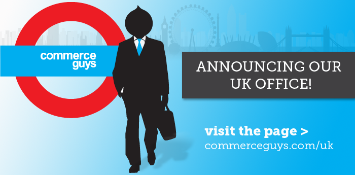 Announcing Our UK Office - Visit the UK Page